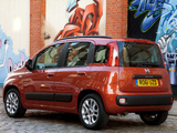Fiat Panda UK-spec (319) 2012 wallpapers