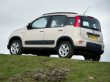 Fiat Panda Trekking UK-spec (319) 2013 images