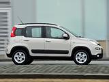 Fiat Panda Trekking UK-spec (319) 2013 images