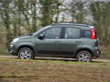 Fiat Panda 4x4 UK-spec (319) 2013 photos
