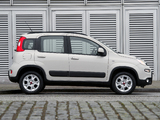 Fiat Panda Trekking UK-spec (319) 2013 pictures