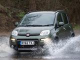 Fiat Panda 4x4 UK-spec (319) 2013 pictures