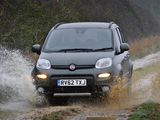 Fiat Panda 4x4 UK-spec (319) 2013 wallpapers