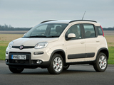 Fiat Panda Trekking UK-spec (319) 2013 wallpapers