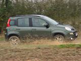 Fiat Panda 4x4 UK-spec (319) 2013 wallpapers