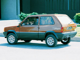 Images of Fiat Panda 4x4 Offroader (153) 1980
