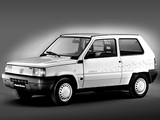 Images of Fiat Panda Elettra 2 (141) 1992–98