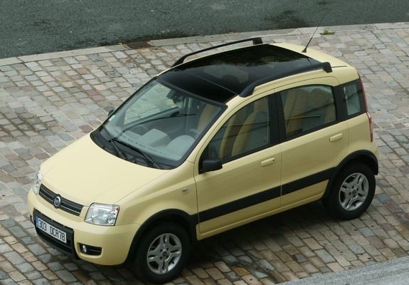 images of fiat panda 4x4 climbing 169 2004. Black Bedroom Furniture Sets. Home Design Ideas