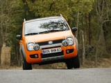 Images of Fiat Panda 4x4 Cross (169) 2006–12