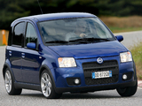 Images of Fiat Panda 100 HP (169) 2006–10