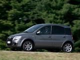 Images of Fiat Panda 100 HP (169) 2006–10