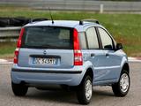 Images of Fiat Panda Natural Power (169) 2007–09