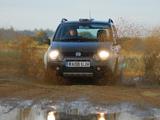 Images of Fiat Panda 4x4 Cross UK-spec (169) 2008–10