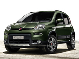 Images of Fiat Panda 4x4 (319) 2012