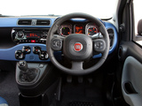 Images of Fiat Panda UK-spec (319) 2012