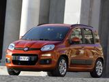 Images of Fiat Panda (319) 2012