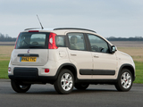 Images of Fiat Panda Trekking UK-spec (319) 2013