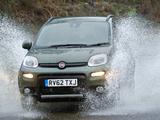 Images of Fiat Panda 4x4 UK-spec (319) 2013