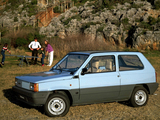 Photos of Fiat Panda 45 (141) 1980–84