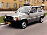 Photos of Fiat Panda (141) 1991–2003