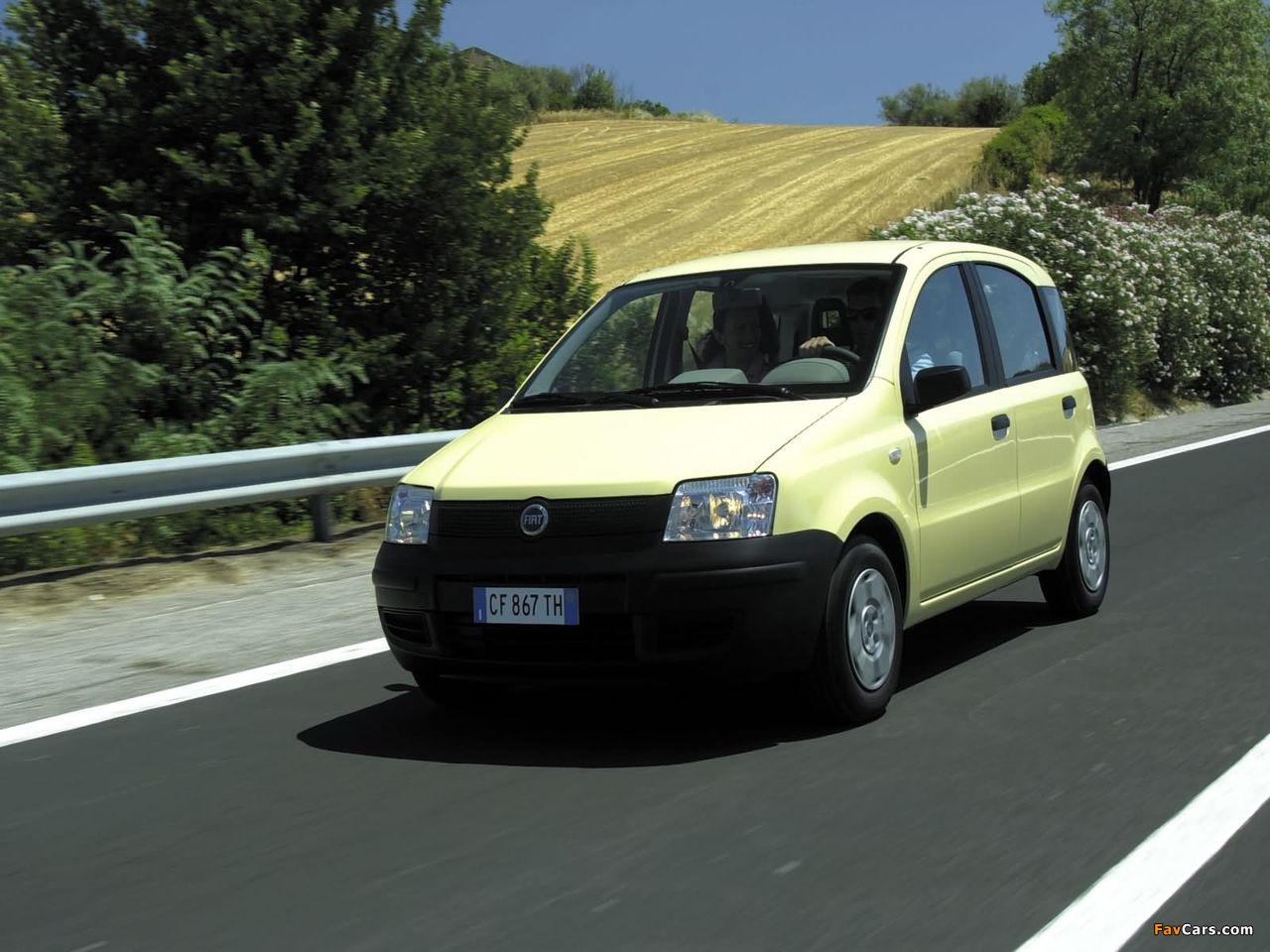 Photos of Fiat Panda Active (169) 2003–09 (1280 x 960)