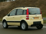 Photos of Fiat Panda 4x4 Climbing (169) 2004