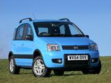 Photos of Fiat Panda 4x4 Climbing UK-spec (169) 2005–09