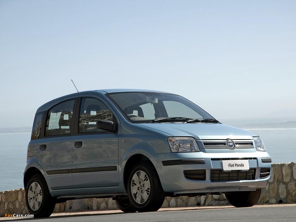 Photos of Fiat Panda ZA-spec (169) 2005–10 (1024 x 768)