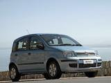 Photos of Fiat Panda ZA-spec (169) 2005–10