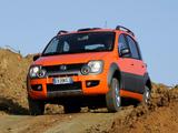 Photos of Fiat Panda 4x4 Cross (169) 2006–12