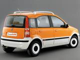 Photos of Fiat Panda Alessi (169) 2006–07