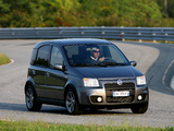 Photos of Fiat Panda 100 HP (169) 2006–10