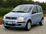 Photos of Fiat Panda Natural Power (169) 2007–09