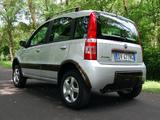 Photos of Aznom Fiat Panda 4x4 Valgrisa (169) 2009