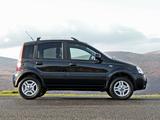 Photos of Fiat Panda 4x4 Climbing UK-spec (169) 2009–10
