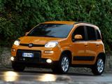 Photos of Fiat Panda Trekking (319) 2012