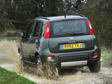 Photos of Fiat Panda 4x4 UK-spec (319) 2013