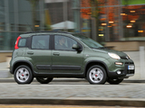 Photos of Fiat Panda 4x4 UK-spec (319) 2013