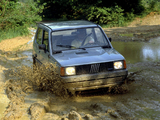 Pictures of Fiat Panda 4x4 (153) 1983–86
