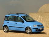 Pictures of Fiat Panda (169) 2003–09