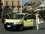 Pictures of Fiat Panda Active (169) 2003–09