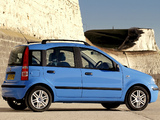 Pictures of Fiat Panda UK-spec (169) 2004–09