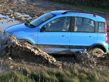 Pictures of Fiat Panda 4x4 Climbing UK-spec (169) 2005–09