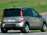 Pictures of Fiat Panda 100 HP (169) 2006–10