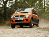 Pictures of Fiat Panda 4x4 Cross (169) 2006–12