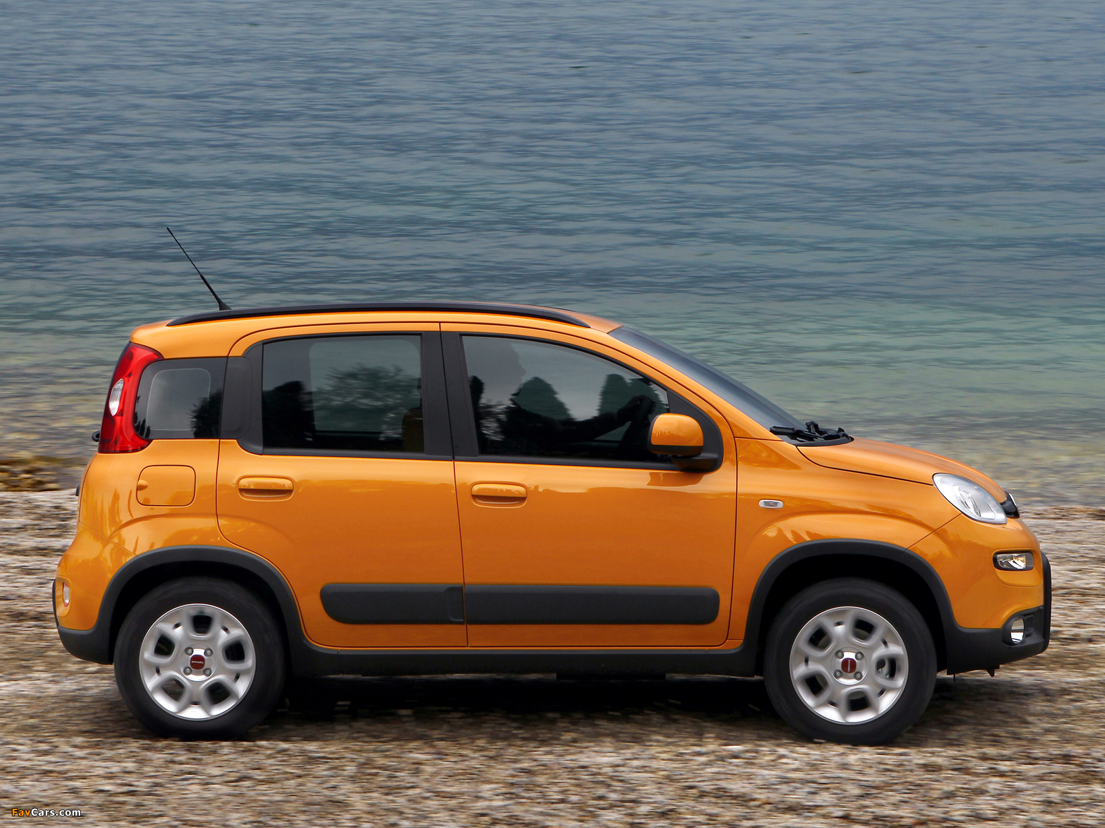 pictures of fiat panda trekking 319 2012 1600x1200. Black Bedroom Furniture Sets. Home Design Ideas