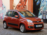 Pictures of Fiat Panda UK-spec (319) 2012