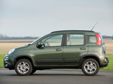 Pictures of Fiat Panda 4x4 UK-spec (319) 2013