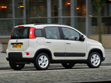 Pictures of Fiat Panda Trekking UK-spec (319) 2013