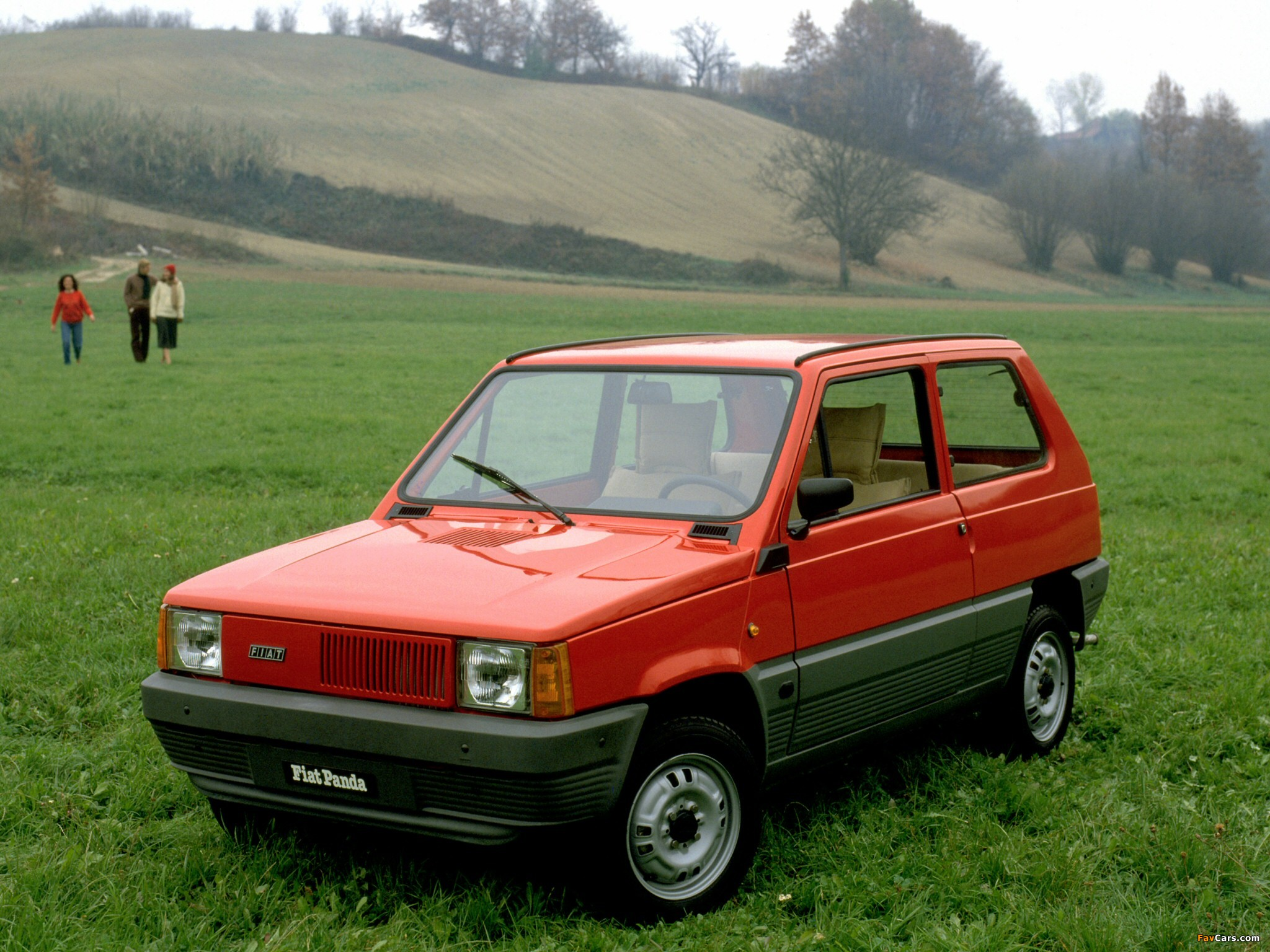 Fiat Panda 45 (141) 1980–84 wallpapers (2048 x 1536)